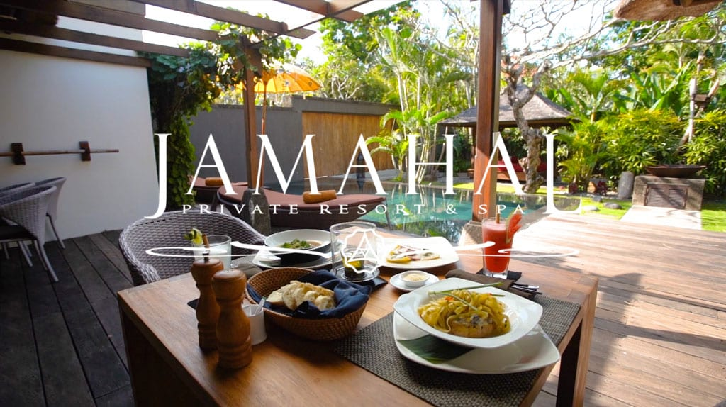dive in to the tasteful and authentic dishes from jamahal private resort & SPA